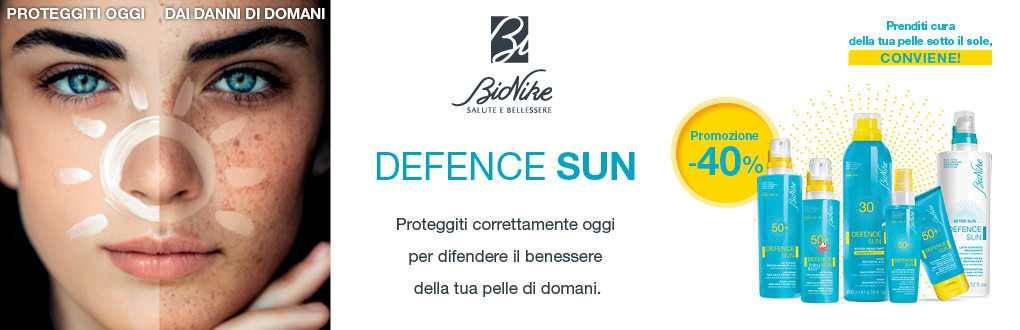 Solari Bionike Defence Sun al 40%