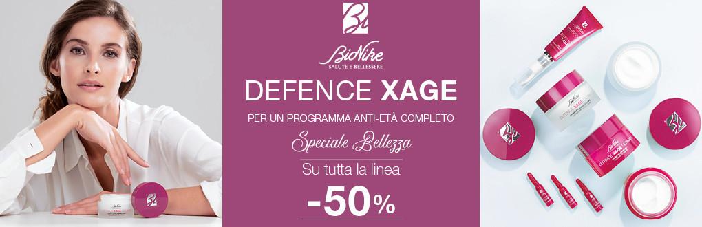 Bionike Xage -50%