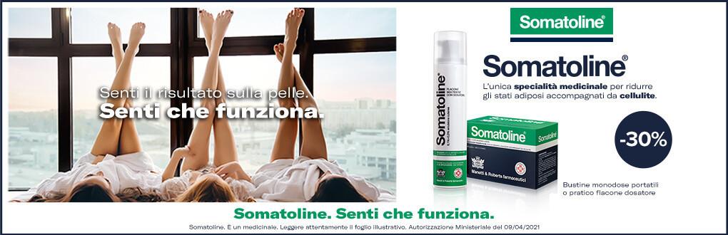 Somatoline anticellulite -30%